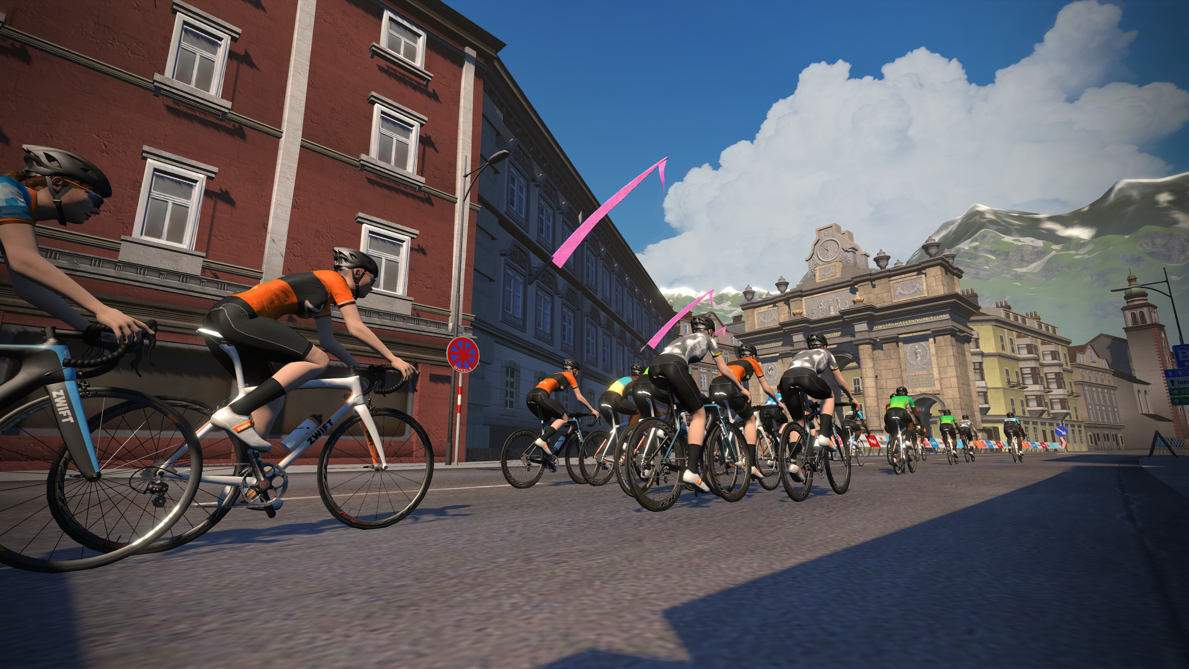 10 tips for racing on Zwift