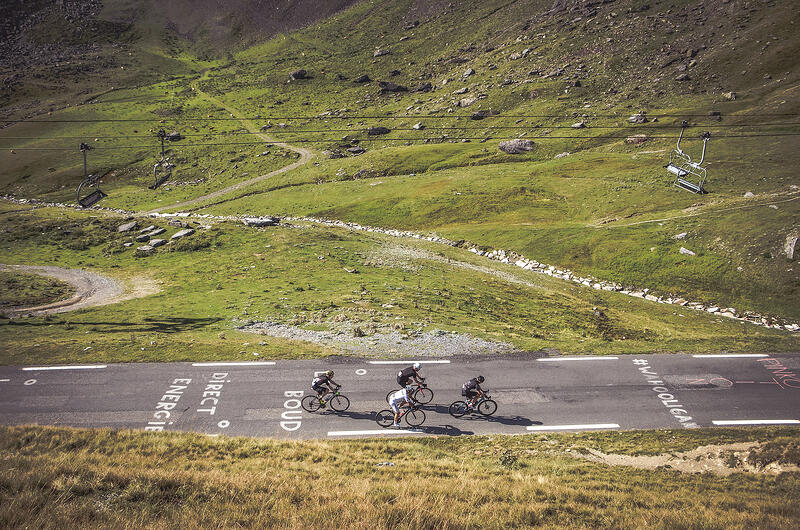 The Tourmalet is one of the top bucket list climbs