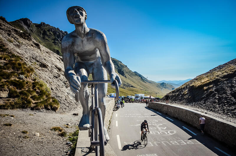The legend of the Tourmalet